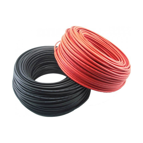 Cable Solar 6mm2 Rojo 1000V (m)