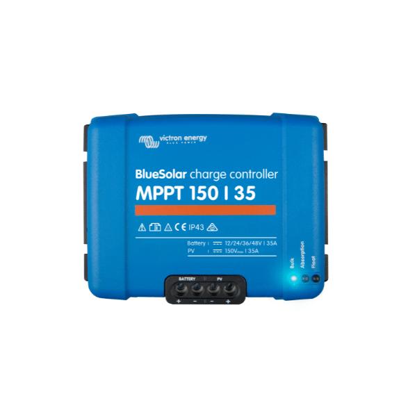 Victron Controlador de carga Solar BlueSolar MPPT 150/35