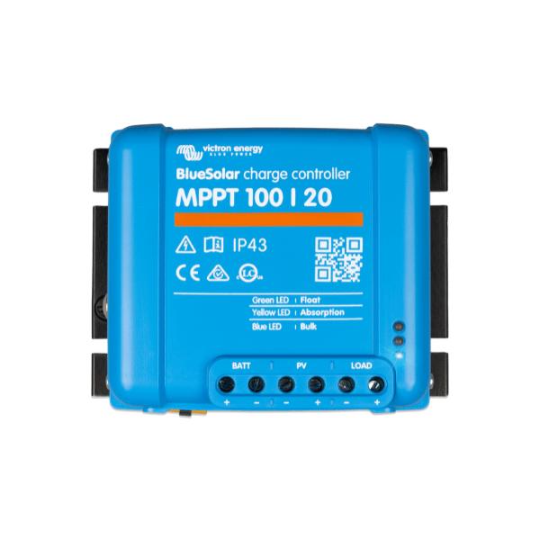 Victron Controlador de carga Solar BlueSolar MPPT 100/20_48V