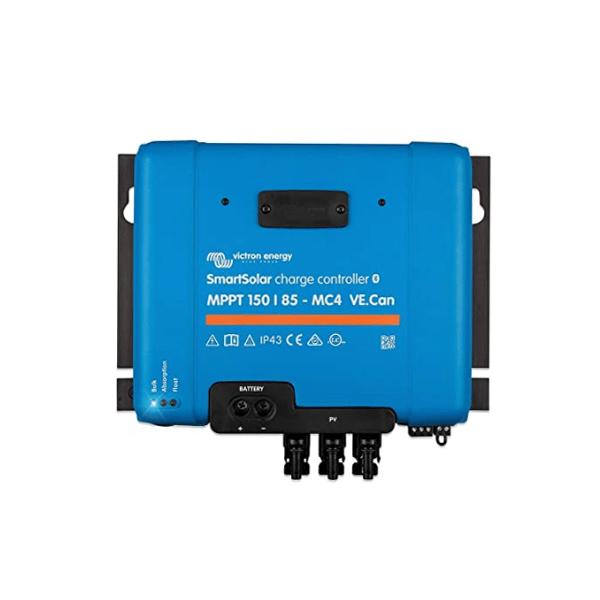 Victron Controlador de carga Solar SmartSolar MPPT 150/85-Tr VE.Can