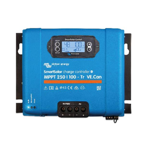 Victron Controlador de carga Solar BlueSolar MPPT 250/100-Tr VE.Can