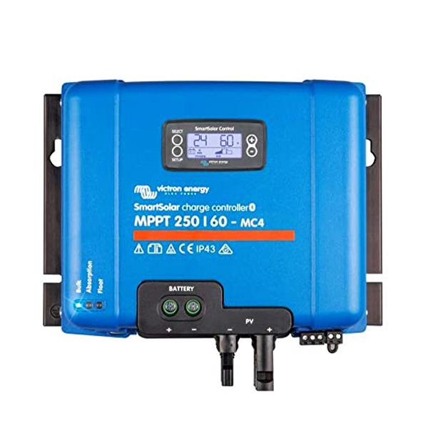 Victron Controlador de carga Solar SmartSolar MPPT 250/60-MC4