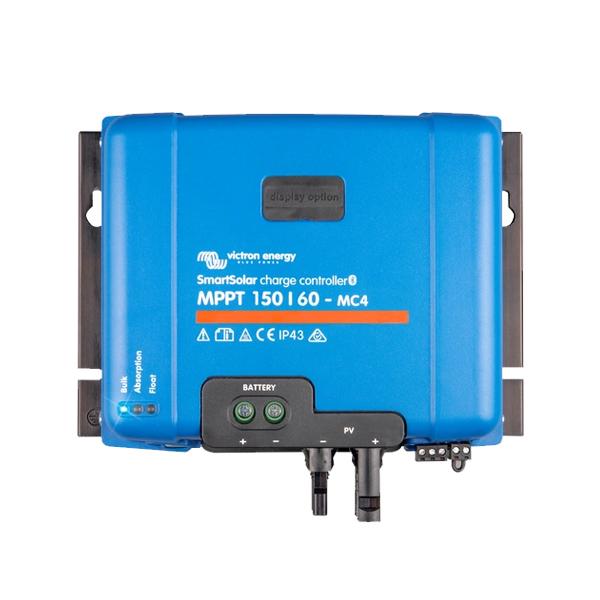 Victron Controlador de carga Solar SmartSolar MPPT 150/60-MC4