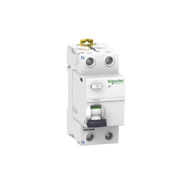 Schneider Electric Interruptor automático termomagnetico iC60N 2P 16A curva C