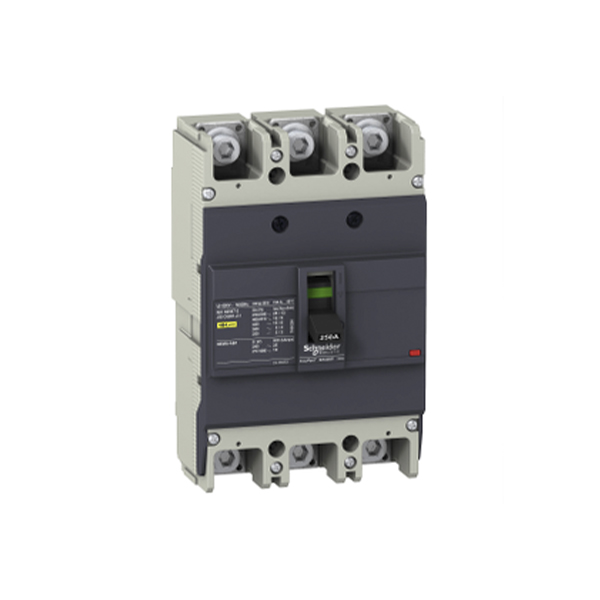 Schneider Electric Interruptor fijo sin regulacion Easypact 125A 3P 18kA