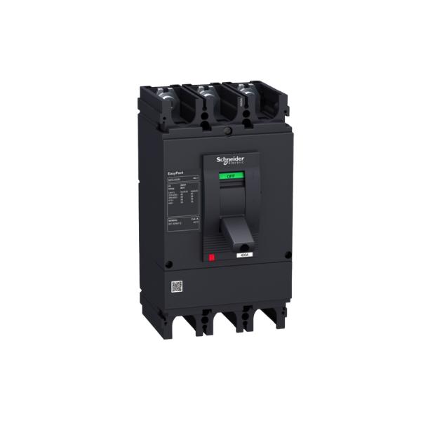 Schneider Electric Interruptor fijo sin regulacion Easypact 500A 3P 36kA