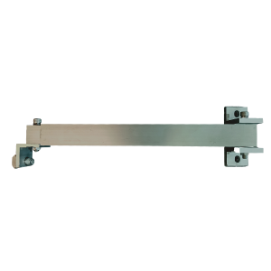 Base ajustable 15° - 30 º para techo plano (incluye frontal y trasera) (1)