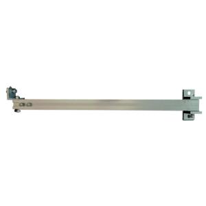 Base ajustable 30° - 60 º para techo plano (incluye frontal y trasera) (1)