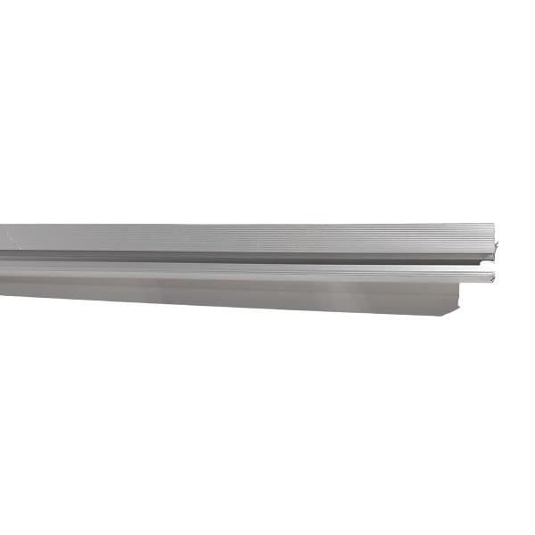 Riel Aluminio 4500mm