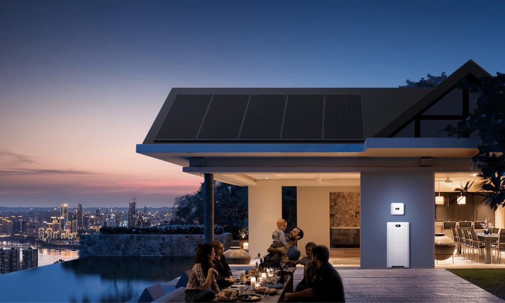 Energía-Solar-para-Casas-Huawei