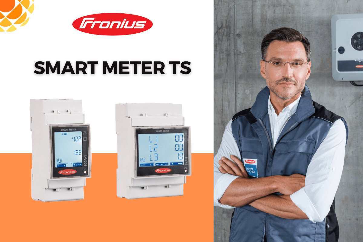 Fronius Chile Smart Meter