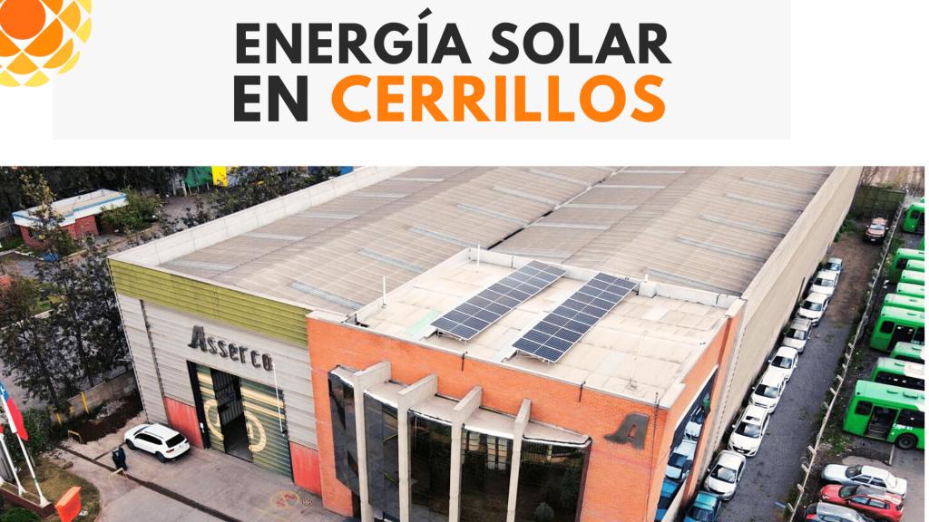 Energia Solar en Cerrillos