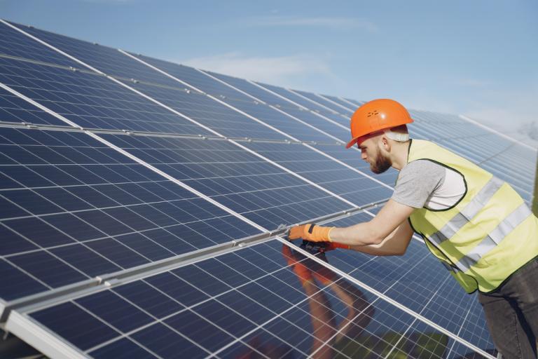 paneles solares en chile
